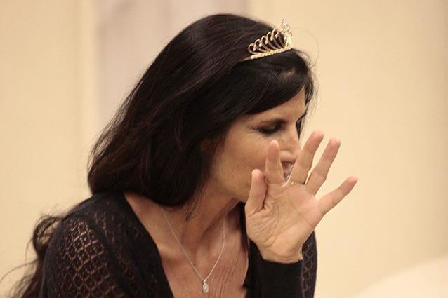 Pamela Prati salta l'intervista a Live Non è la D'Urso lei fugge a Roma, è distrutta