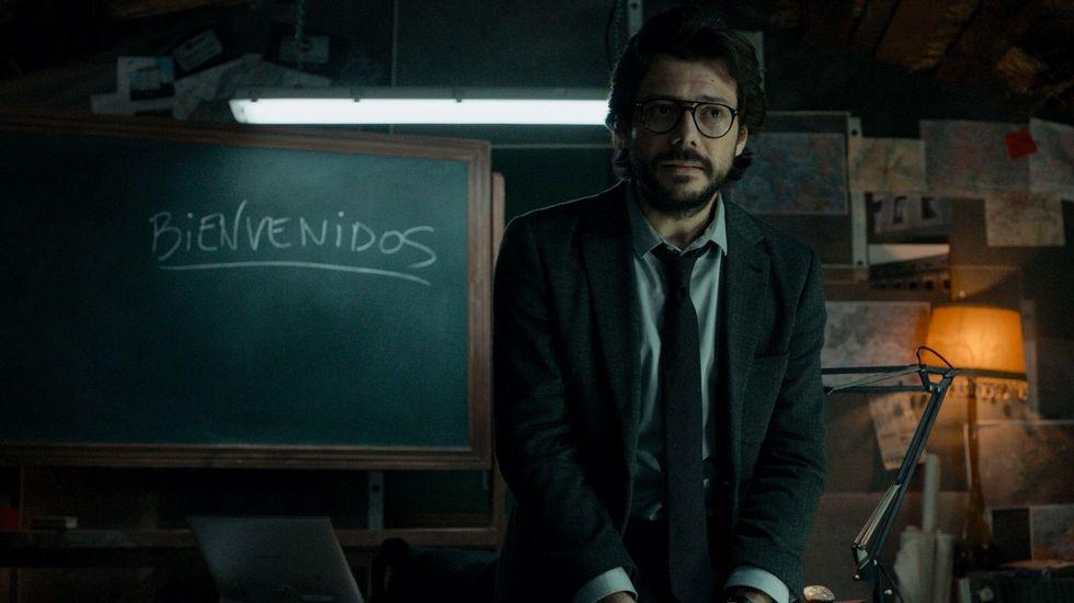 La casa di carta 3 chi è il professore? Al via la terza stagione su Netflix
