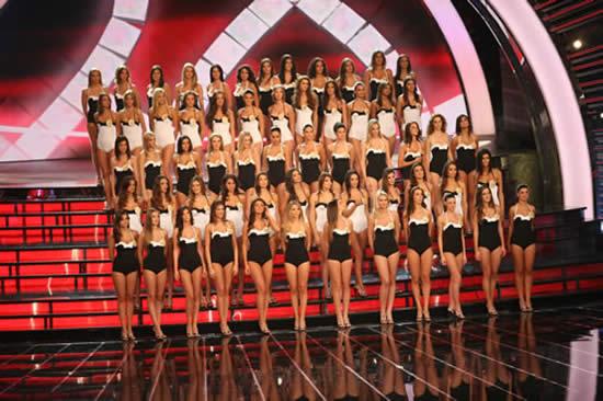 Miss Italia 80 tutto pronto in Rai per eleggere la Miss più bella con la Clerici