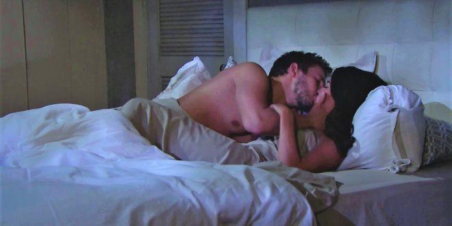 BEAUTIFUL anticipazioni americane notte di passione tra Liam e Steffy