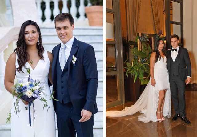 Louis Ducruet matrimonio ecco l'abito indossato dal figlio di Stephanie di Monaco