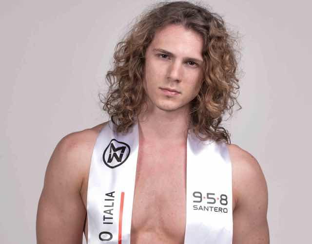 Mister Mondo Italia 2019 è Marco D'Elia di Verona