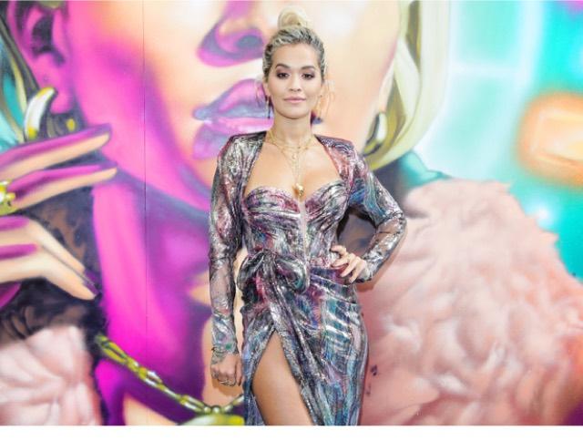 Rita Ora, testimonial di THOMAS SABO, a Berlino per presentare la nuova campagna