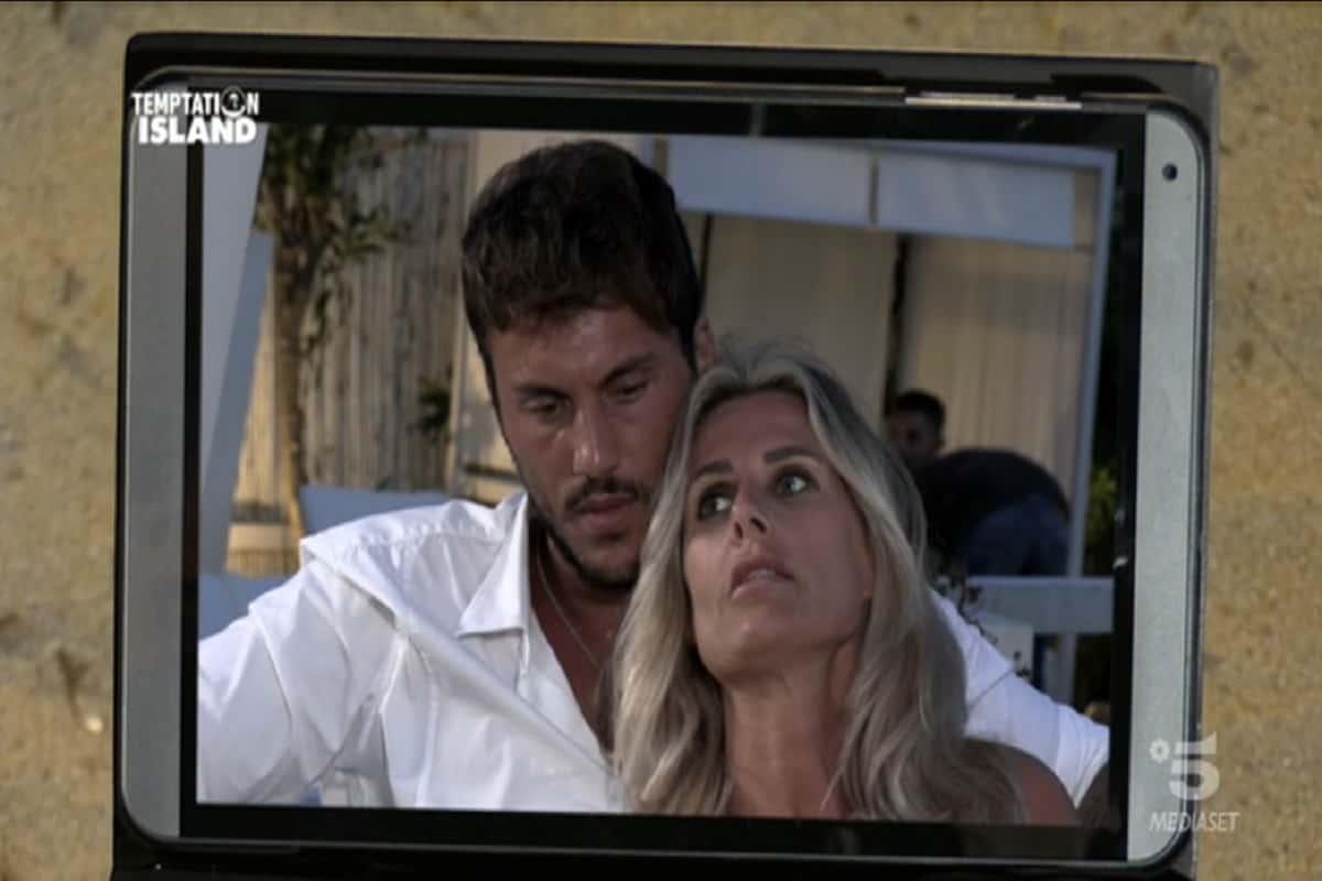 """Giulio lascia Sabrina nel viaggio da sogno a Temptation:""""Sei un'amica"""""""
