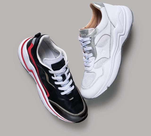 Scarpe diadora i.c 4000 nyl white shocking pink sneakers bianco rosa uomo donna modeon grigio pelle