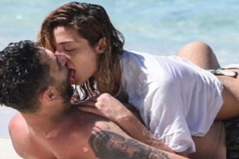 Jeremias Rodriguez e Soleil ecco il tatuaggio che si sono fatti l'amore vince