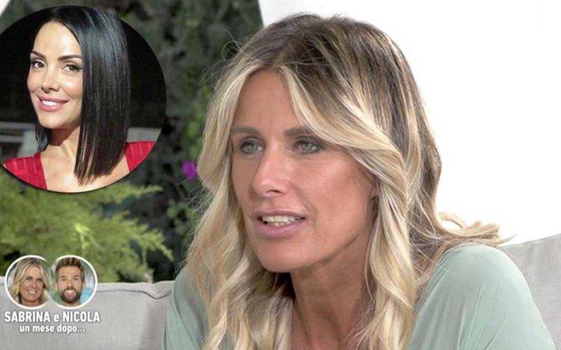 Maddalena la single di Temptation attacca Sabrina la fidanzata di Nicola