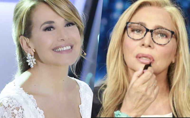 Barbara D'Urso e Mara Venier pace di Ferragosto non hanno mai litigato