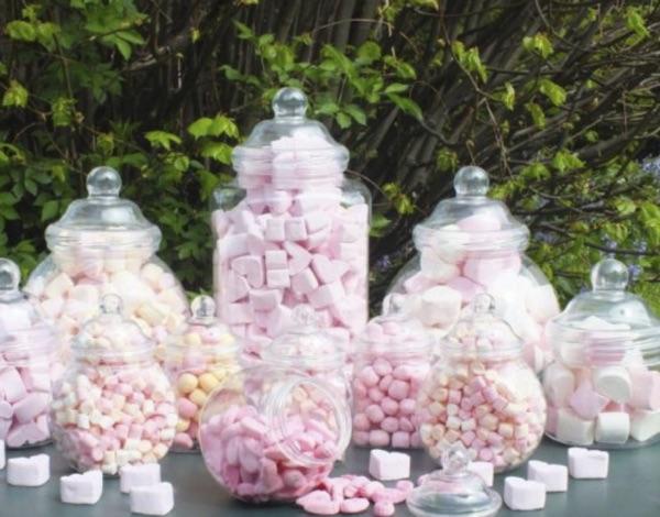 Ben noto Matrimonio come preparare e organizzare il tavolo dei confetti o AX74