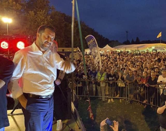 Crisi di governo Salvini contro tutti quando andremo a votare?