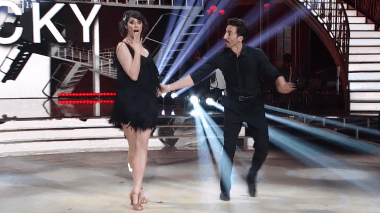 Ballando con le stelle 2010 Elisa Isoardi prima concorrente ufficiale scelta