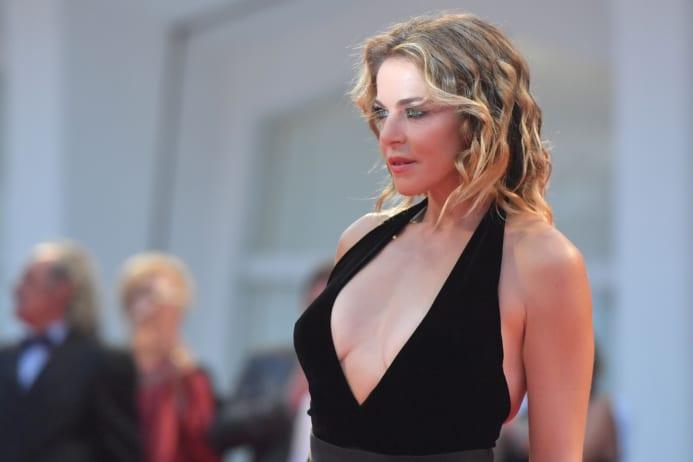 Festival del cinema di Venezia 2019 red carpet e look di Melissa Satta e Gerini