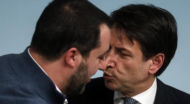 Il discorso di Conte alle 15 rimette in mandato e punta il dito contro Salvini