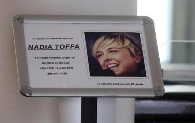 """Nadia Toffa le ultime ore raccontate da un collega:""""Ci siamo sentiti e poi..."""""""