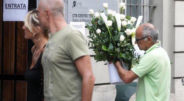 Nadia Toffa funerali diretta streaming dove vederli e le foto