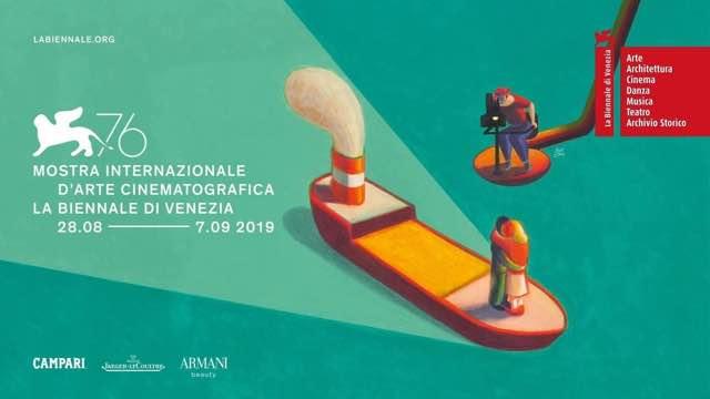 Festival del cinema di Venezia 2019 dove vederlo in televisione appuntamenti