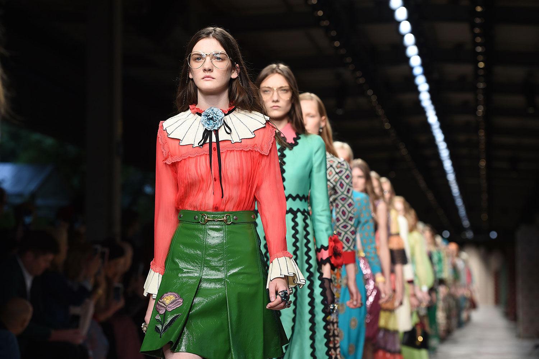 Sfilata Gucci streaming Milano Moda donna settembre 2019 dove vederla