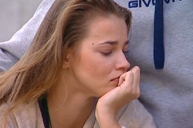 Ivana Mrazova operata d'urgenza gli esami non sono andati bene