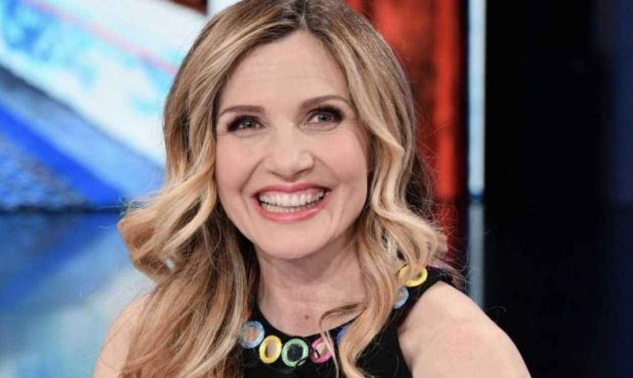 Lorella Cuccarini La Vita in diretta e i figli il tempo per loro si trova sempre