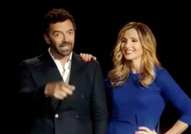 Abito Lorella Cuccarini La Vita in diretta prima puntata che look ha scelto
