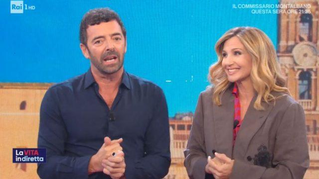 Incidente in studio a La vita in diretta Lorella e Alberto rimangono bloccati